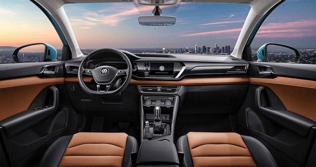 2021 VW Tarek Interior