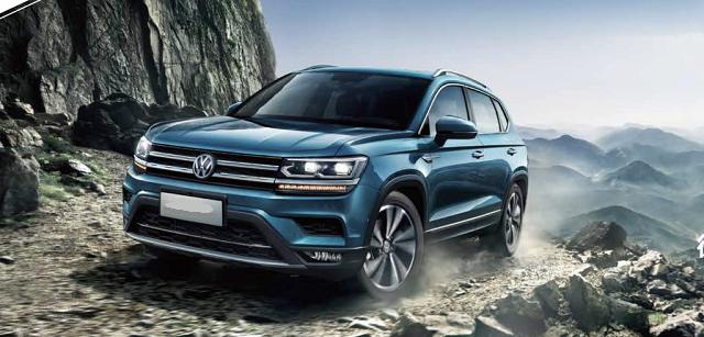 2021 VW Tarek features