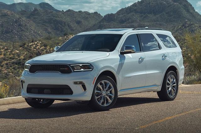 2022 Dodge Durango facelift