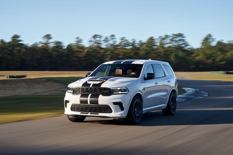 2022 Dodge Durango featured