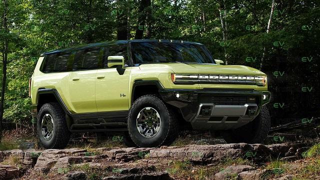 2022 GMC Hummer SUV