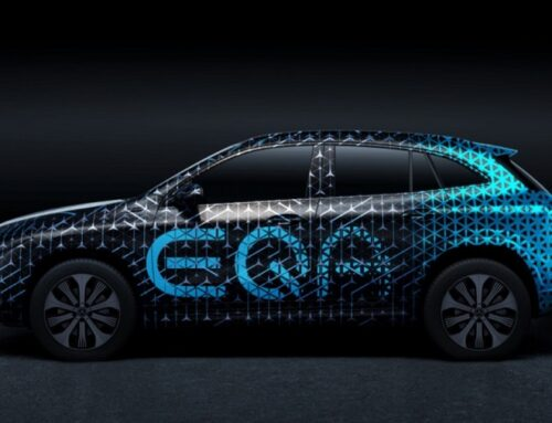 2022 Mercedes Benz EQA Is On the Way