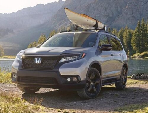 2022 Honda Passport Could Get Mid-Cycle Update