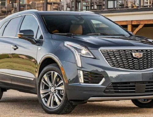 2022 Cadillac XT5 Preview: Redesign, Colors, Premium Luxury