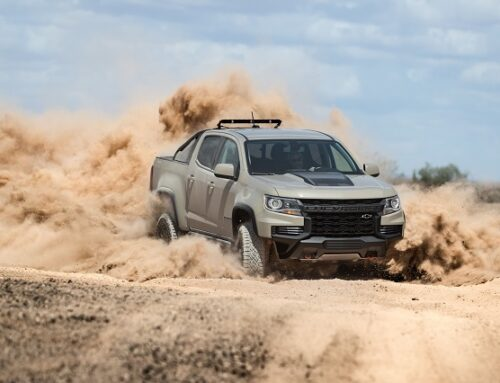 2022 Chevrolet Colorado Preview: Changes, Specs, Features