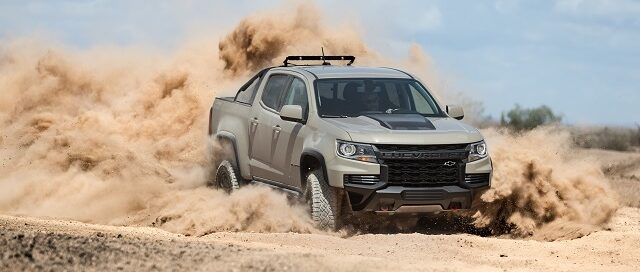 2022 Chevrolet Colorado