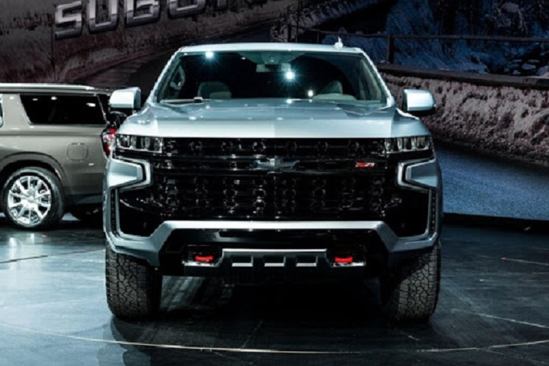 2022 Chevy Suburban Features