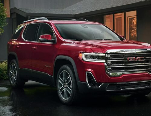 2022 GMC Acadia Preview: Refresh, Redesign, Denali, AT4, Interior