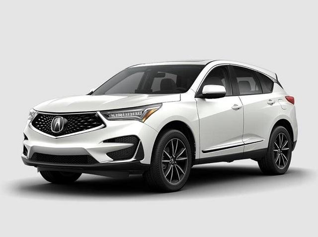 2022 Acura RDX facelift