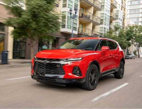 2022 Chevy Blazer Preview: Changes, Features, Specs