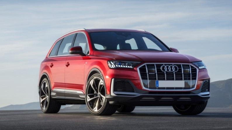 2022 Audi SQ7