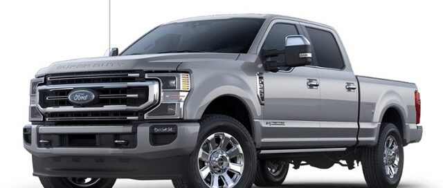 2022 Ford F-250 Super Duty Featured