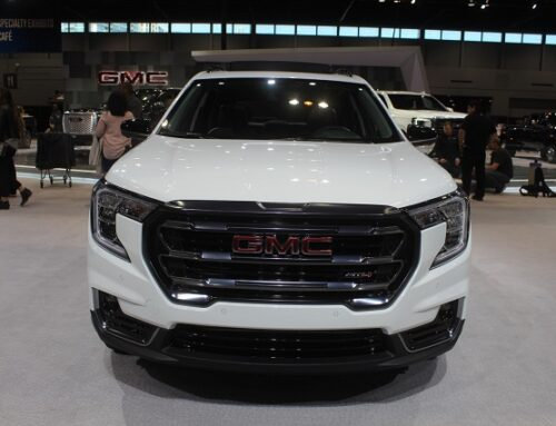 2022 GMC Terrain Facelift, AT4, Release Date, Interior, Price