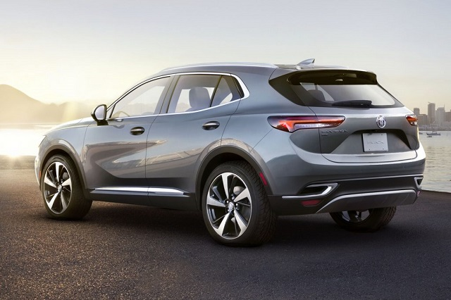 2022 Buick Envision Release Date