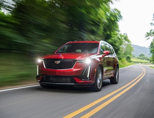 2022 Cadillac XT6 Will Get Super Cruise