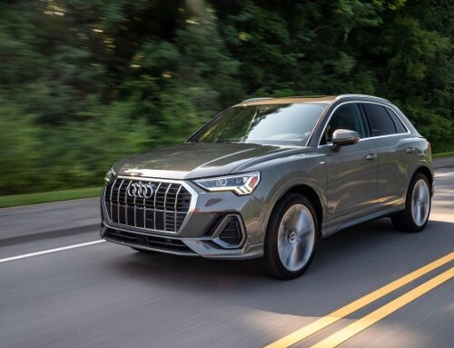 2022 Audi Q3 Preview: Specs, Features, Changes