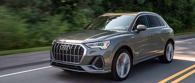 2022 Audi Q3 featured