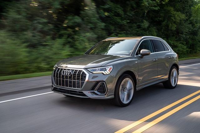 2022 Audi Q3 featured