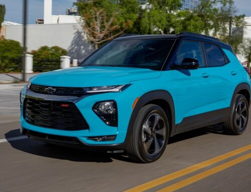 2022 Chevy Trailblazer Preview: No Bigger Changes To Come