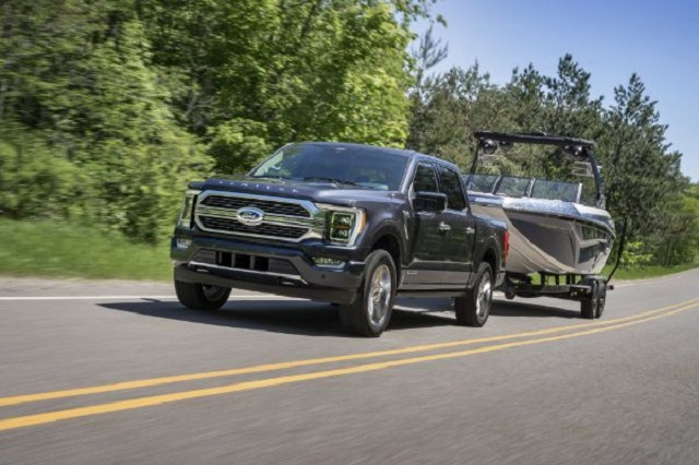 2022 Ford F-150 Diesel featured