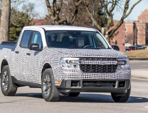 2022 Ford Maverick Is On the Way