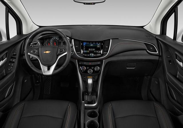 2022 Chevy Trax Interior