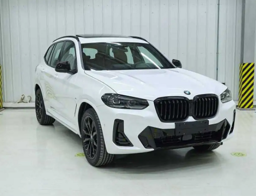 2022 BMW X3 Facelift: What to Expect