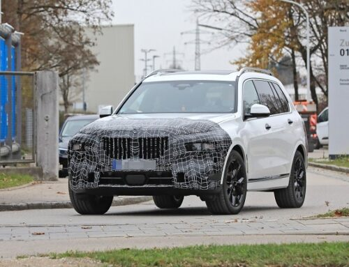 2022 BMW X7 Is Getting Facelift and PHEV Version