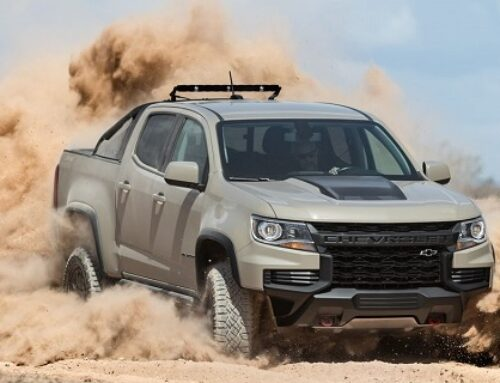 2022 Chevy ColoradoZR2 Preview: Bison, Price, Diesel and Features