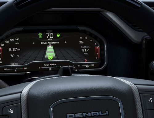 2022 GMC Sierra Will Get New Interior and Styling Update