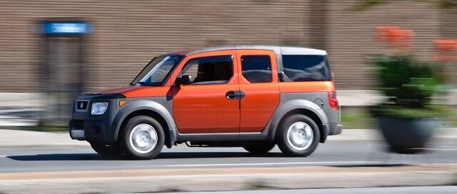 2022 Honda Element rumors