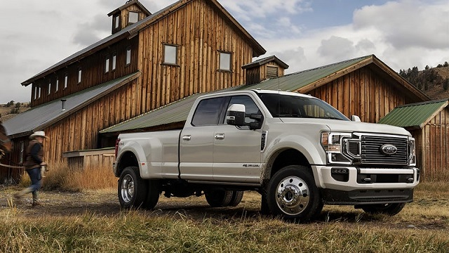 2022 Ford F-350 Dually