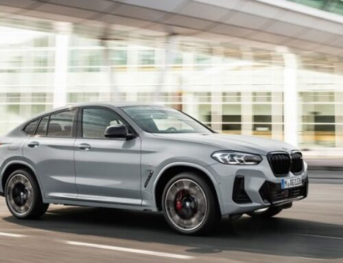 2022 BMW X4 Gets Mid-Cycle Update