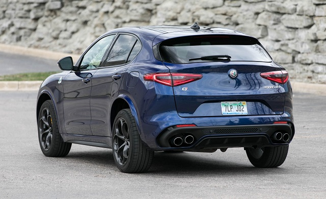 2022 Alfa Romeo Stelvio Release Date