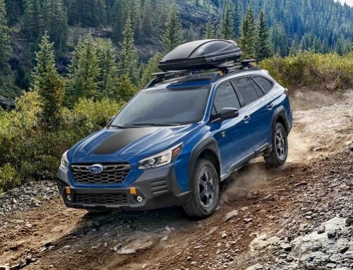 2023 Subaru Outback Facelift: What to Expect