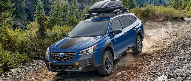 2023 Subaru Outback