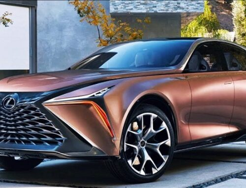 2023 Lexus RX Redesign: Everything We Know So Far