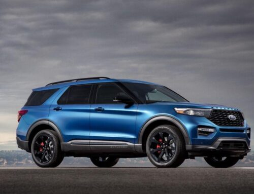2023 Ford Explorer May Get Mid-Cycle Update