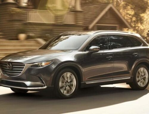 2023 Mazda CX-9 Preview: What to Expect