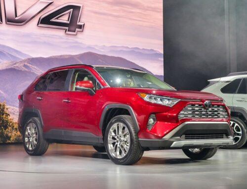 2023 Toyota RAV4 Facelift: Rumors, Refresh, Price, Release date
