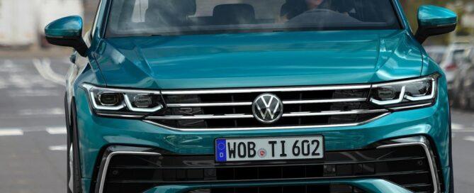 2023 VW Tiguan