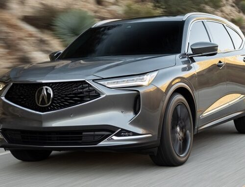 2023 Acura MDX Preview: Hybrid Powertrain On the Way?