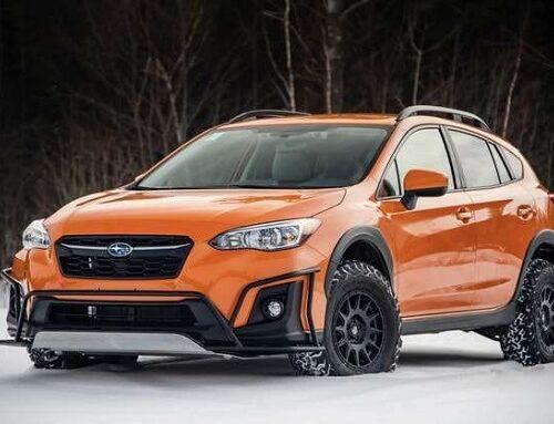 2023 Subaru Crosstrek Redesign: What We Know So Far